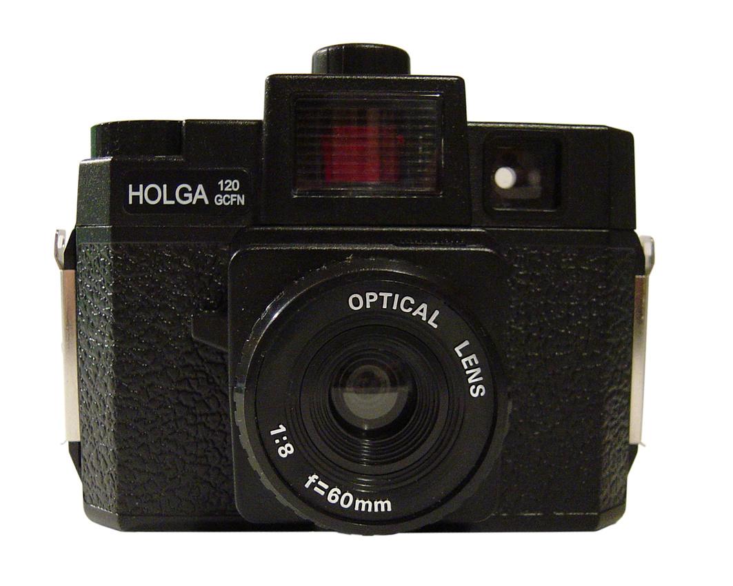 Camara Holga 120