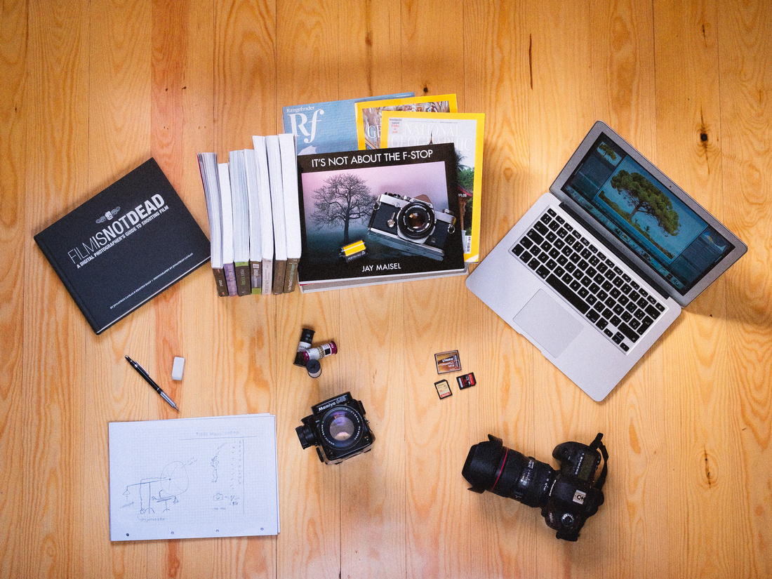 Cursos de fotografía en Barcelona