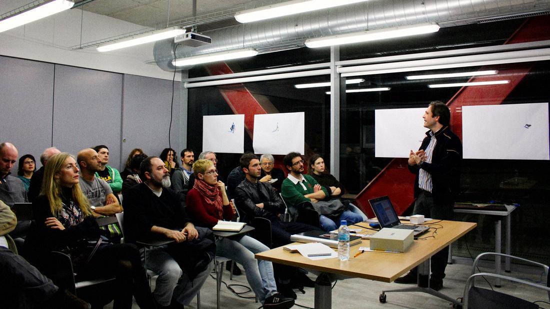 Conferencia Alessandro Albini