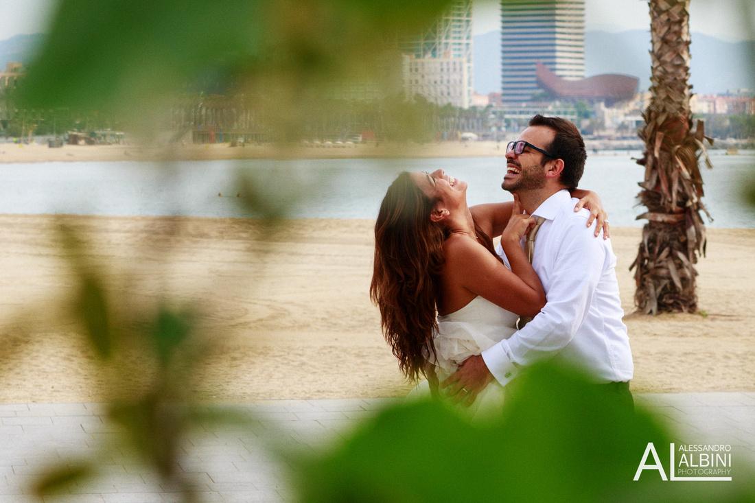 fotografía di boda espontanea y natural